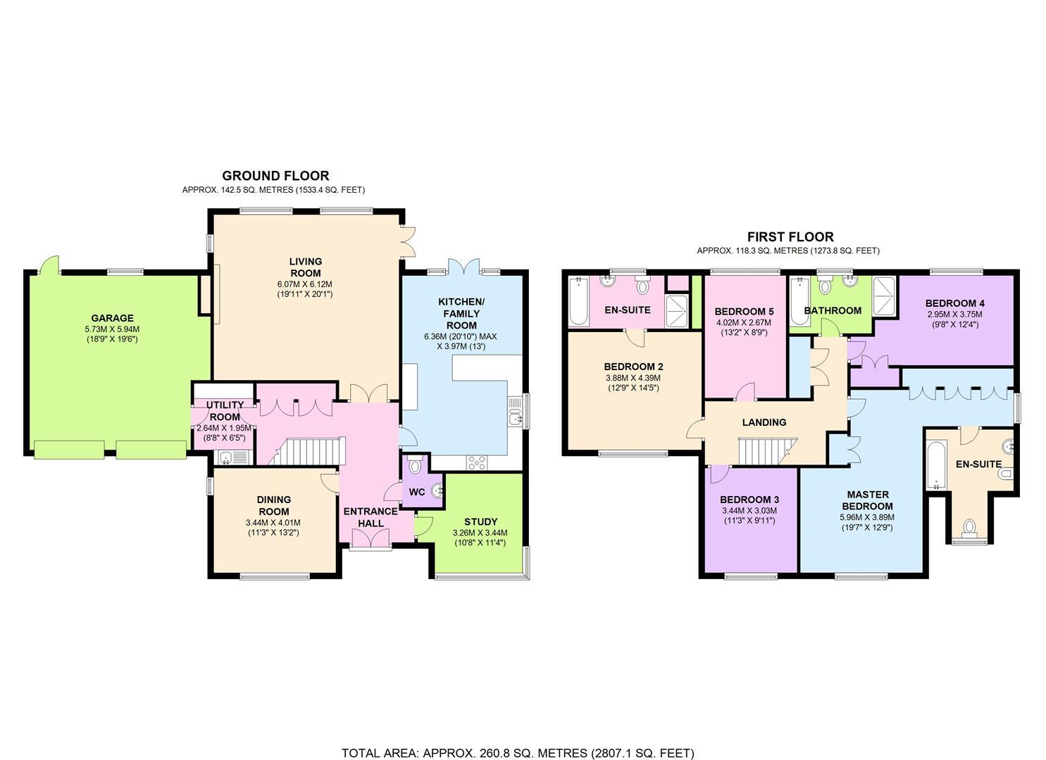 46a Harriotts Lane, Ashtead floor.JPG